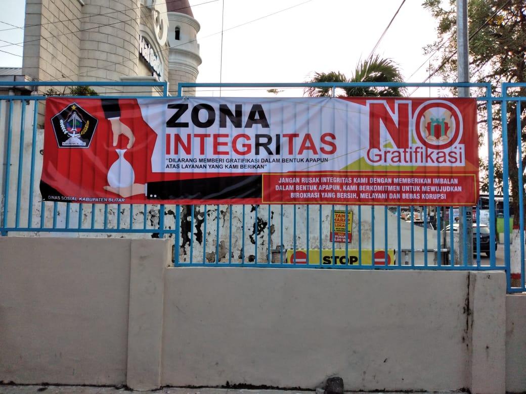 ZONA INTEGRITAS TOLAK GRATIFIKASI